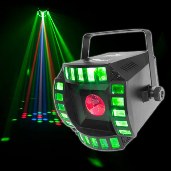 chauvet cubix lighting effect