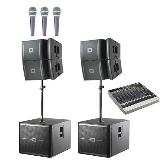 JBL Medium Concert Sound Hire