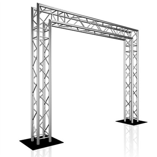 Goalpost Truss Hire from 10B's Connection House