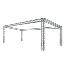 Truss Cage 10B's Connection House