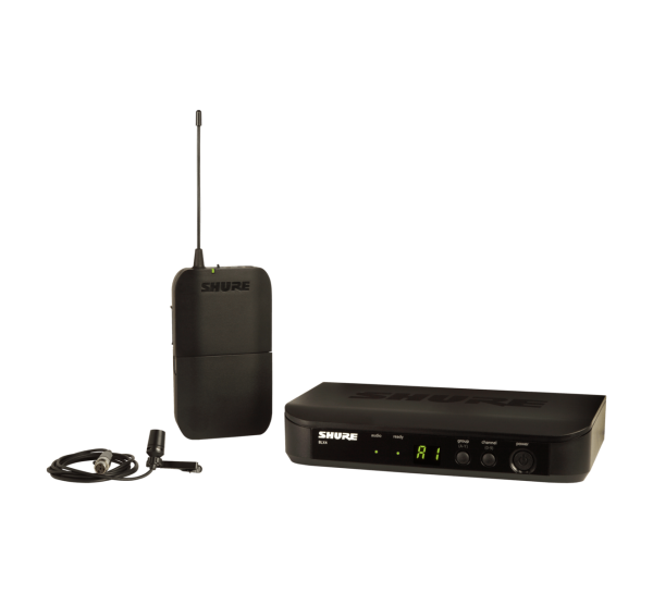 Shure Wireless Headset Lapel mic for hire