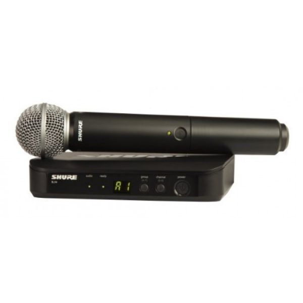 Shure SM58 Wireless Handheld mic for hire