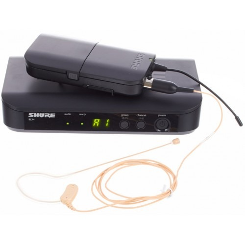 Shure Wireless Headset Countrymen mic for hire