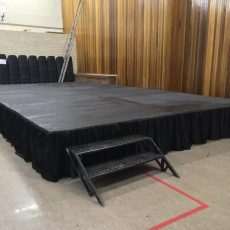 Large Stage Hire Johannesburg