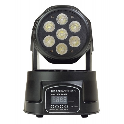 Lighting Hire: Stagg Moving Head