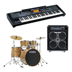 Backline/Instruments