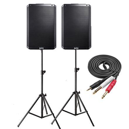 Just Music Speaker Setup
