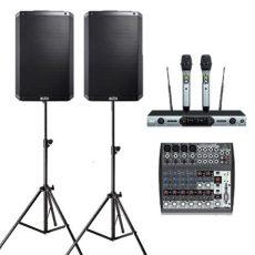 Small Sound Hire - Alto 15inch set wireless